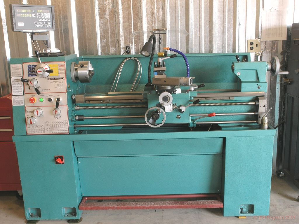 Viewing a thread - Metal lathe for beginners