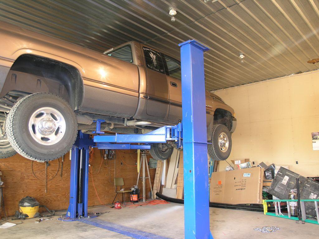 Ford Smith Car Hoist