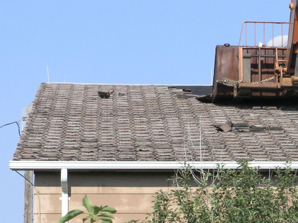 T Lock Roof